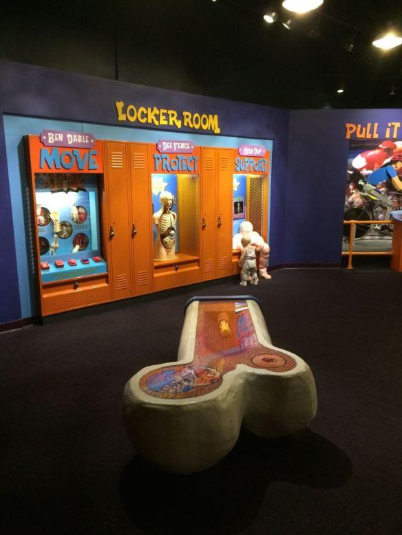 jennybenny adventure Science Center Nashville