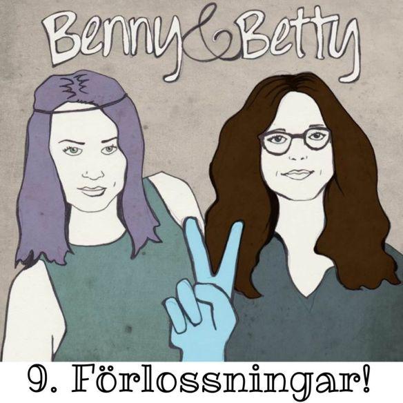 Benny och Bettys podcast jennybenny loppi