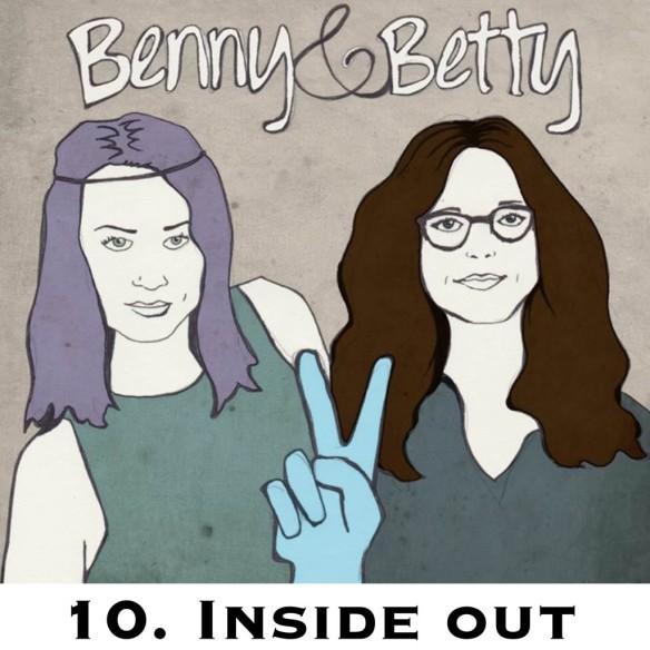 jennybenny benny & betty podcast