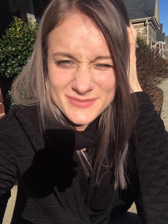 jennybenny purple hair