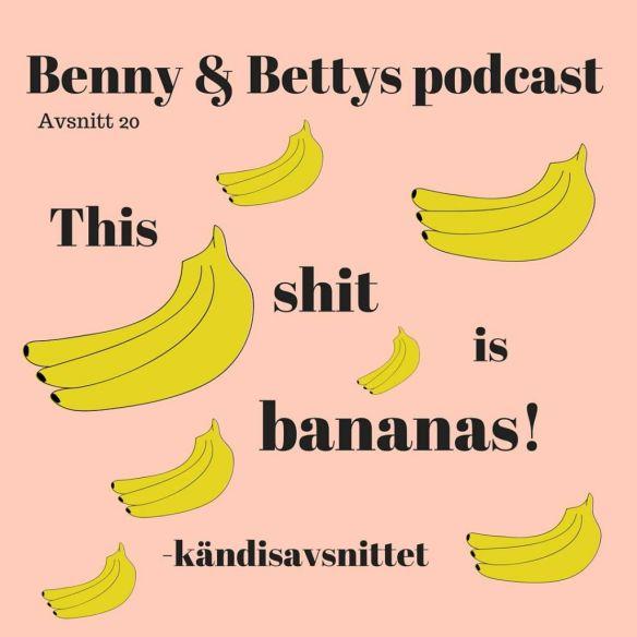 jennybenny benny och betty podcast